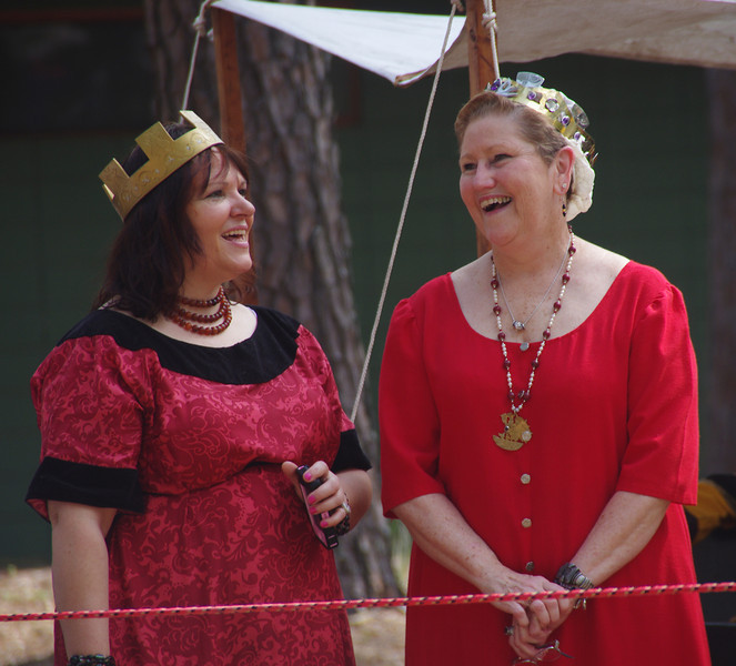 Beatrix & Morgana
