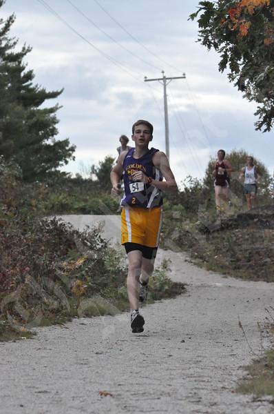 Hancock County Cross County Championships: October 8, 2010
