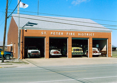 FAYETTE COUNTY FIRE DEPARTMENTS