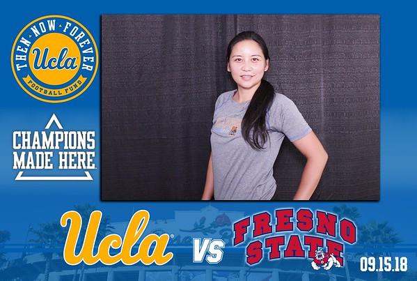 UCLA vs Fresno State 2018