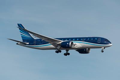 Azerbaijan Airlines (J2/AHY)