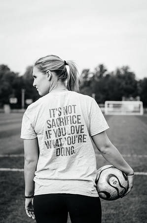 Soccer Grl Probs Brand
