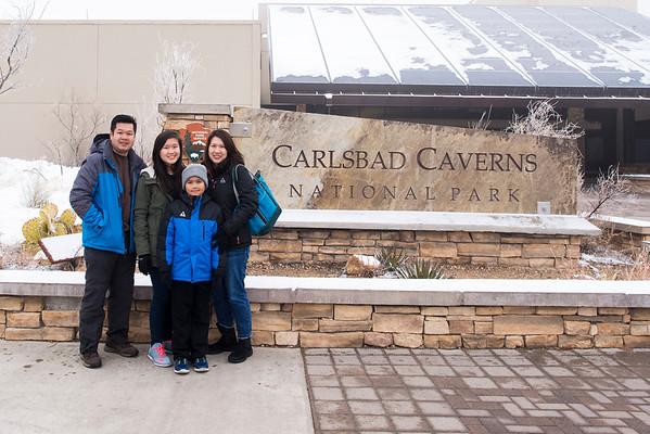 Carlsbad Caverns 2016