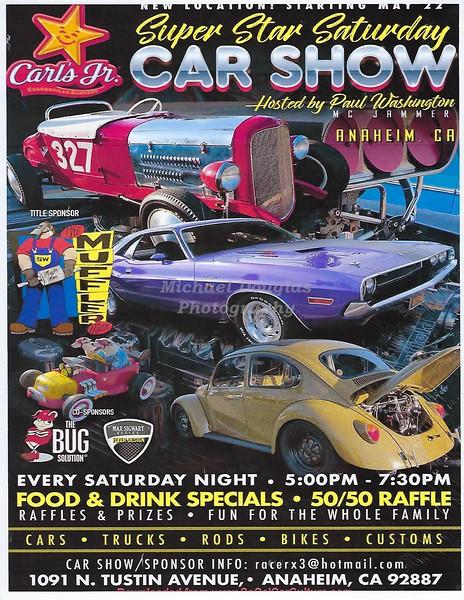 Saturday Car Show (Carl's Jr)