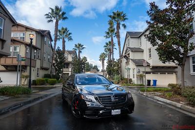 2020 Mercedes S63 - Black - CQuartz Finest Reserve