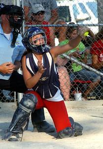 Lewis Cass Softball Sectional