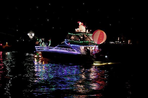 Boat Parade 2009 Venice Florida