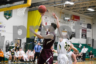 20190110 - Black River @ West Rutland - Boys Basketball