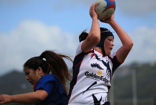 26 Sept Wellington Samoan Women v Tasman Women