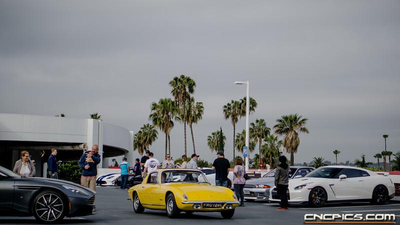 Petersen Automotive Museum Breakfast Cruise-In