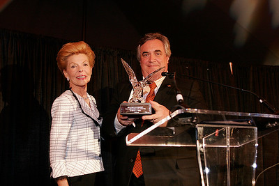 Dr. Camillo Ricordi Receives Award - March 7, 2006