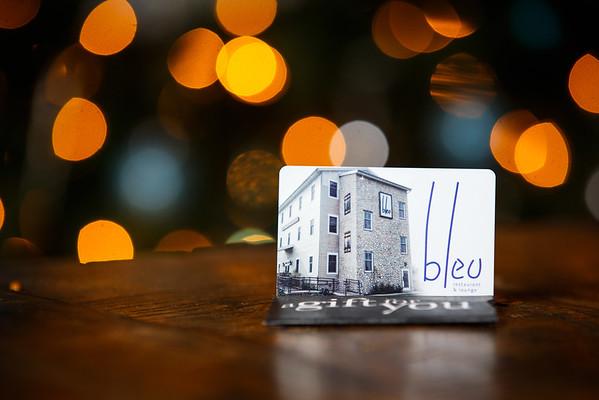 Bleu Gift Cards