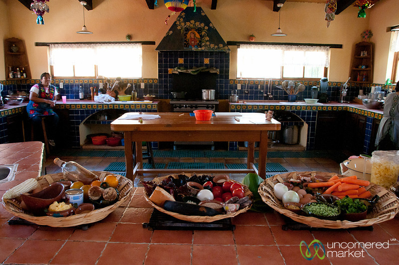 Seasons of the Heart Cooking Course - Oaxaca, Mexico