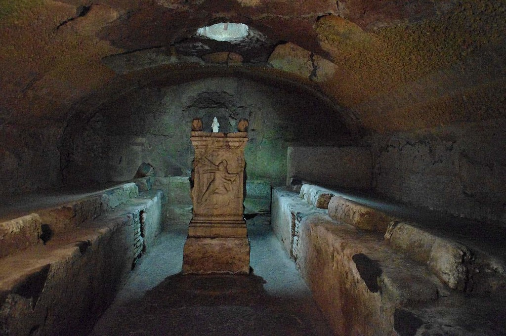 2nd Century Mithraic Temple