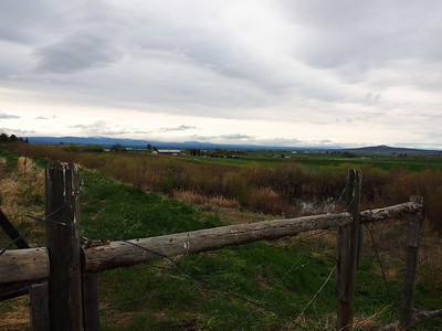 Central Oregon, 4-16