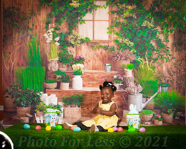 Zoey Easter Pics 2021