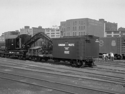Canadian Pacific—Equipment