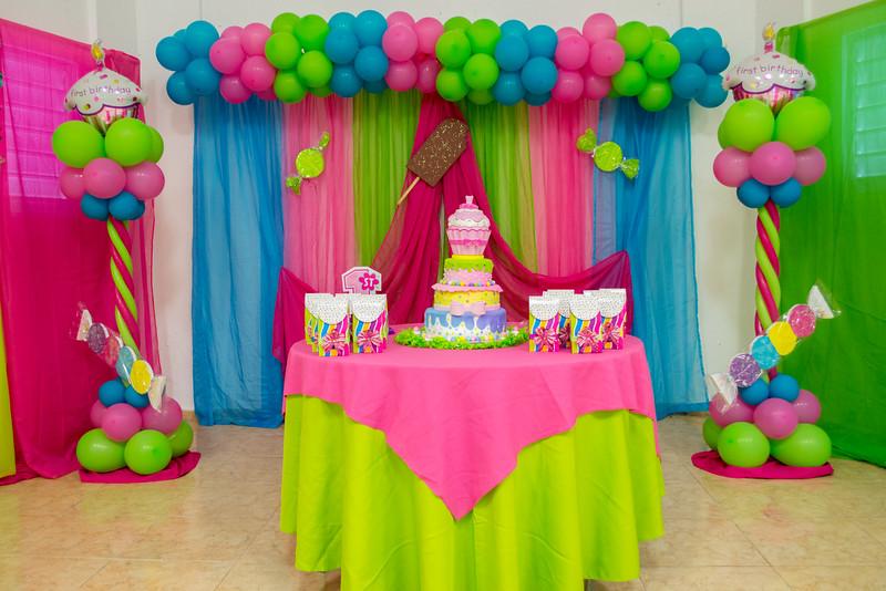 Kamila's #1 Birthday Party