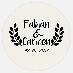 Fabián & Carmen
