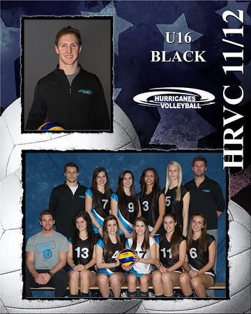 U16 Black Halton Hurricanes 2011/12