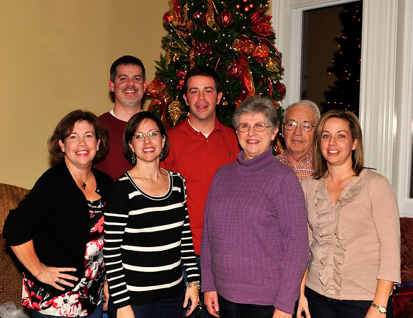 2011 Wewers Family Christmas