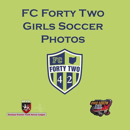 FC42 Girls Soccer