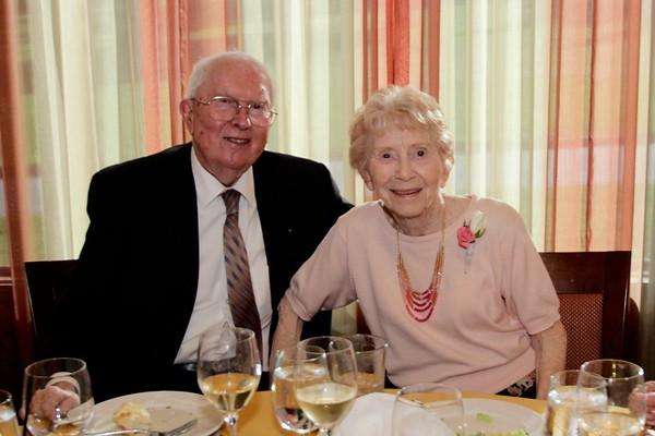 Bill & Jean's 70th Anniversary Party
