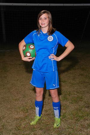 Betz Soccer Fall 2010