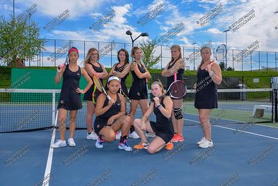 UC Women's Tennis 2019