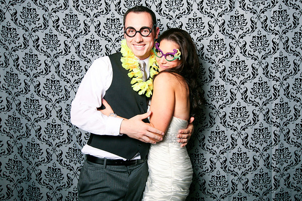 Brandon and Amy: Crazy Photo Booth