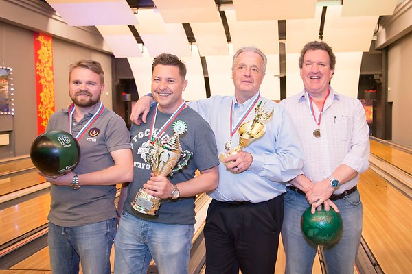 TCF Charity Bowling Tournament at Bi-Ba-Bo Club, April 2016