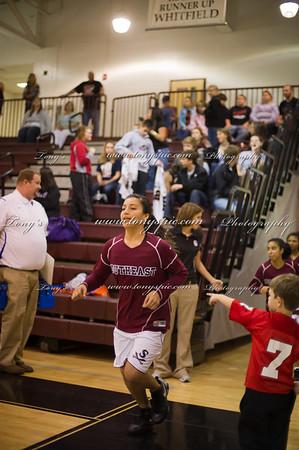 Freshman Lady Raiders 19NOv 2010