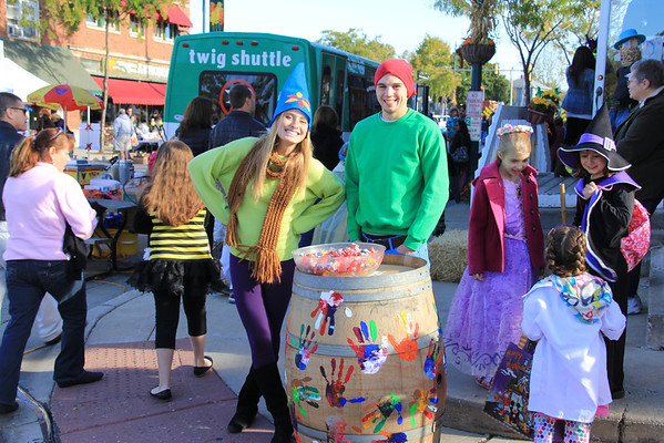 Trick or Treat on Main Street Wauconda