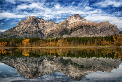 Rocky Mountains - Alberta