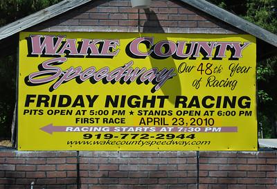 Wake County Speedway Pre Race Pics 5/7/10