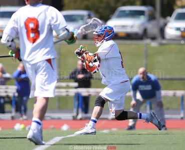 Penn Yan Lacrosse 4-21-18