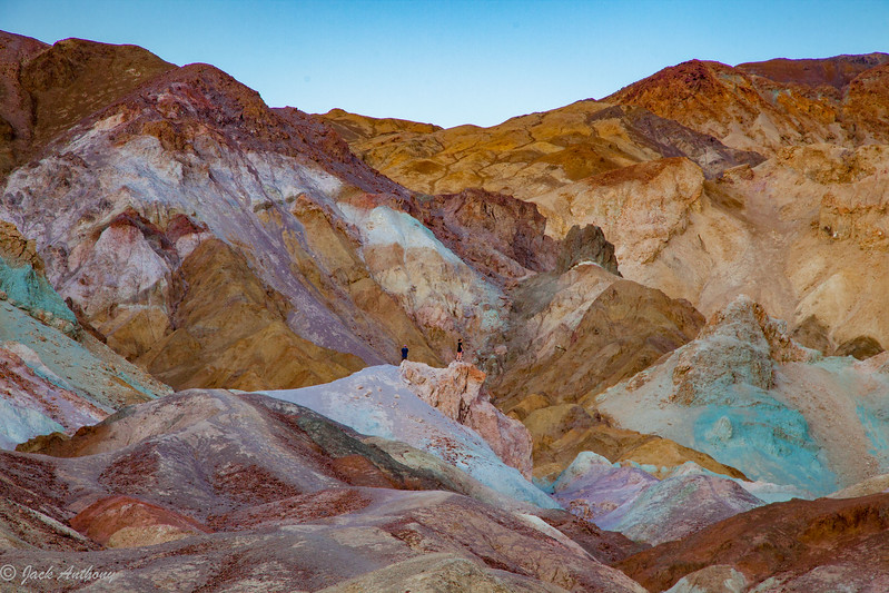 Artist Pallet, Death Valley