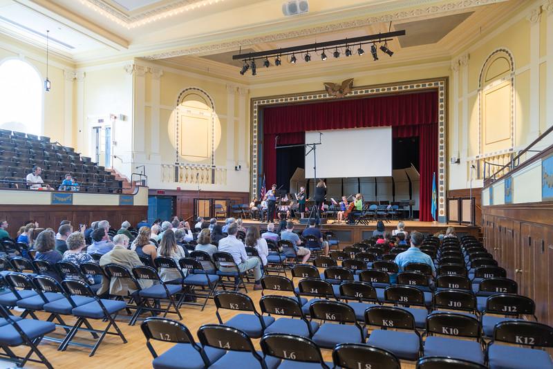 2016-05-14  Lexington Symphony Community Music Festival