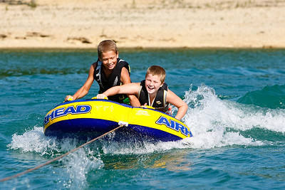 Lake Action August 3 2008