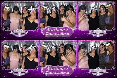 Mariana's Quinceanera