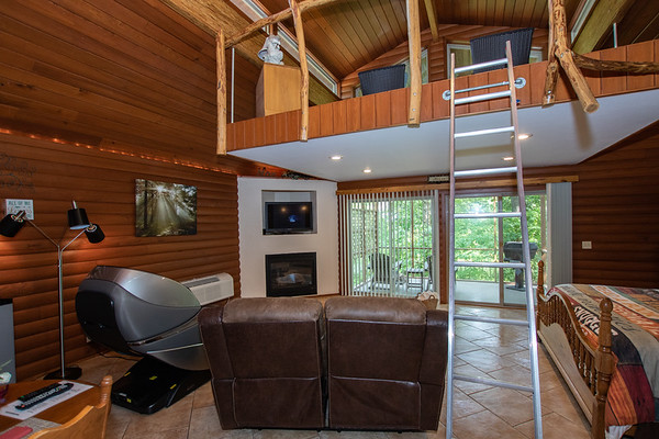Optional Loft Suite