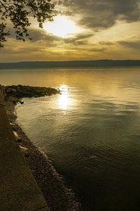 Nyack Beach Morning