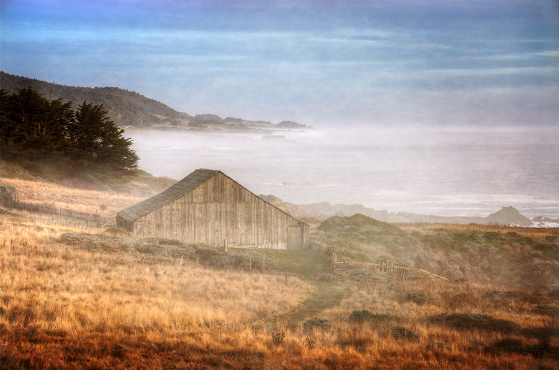 Sea Mist & Barn, Sea Ranch, California
