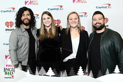 12.13.2019 - Meet & Greets - iHeart Radio Jingle Ball - NYC