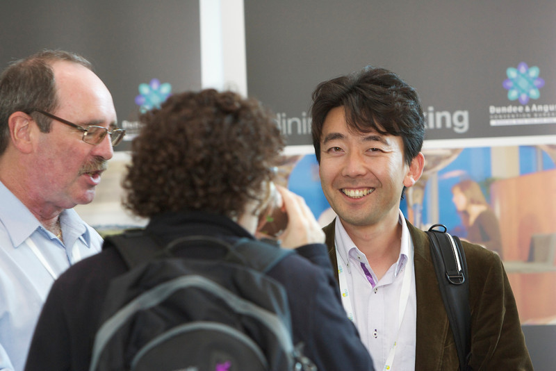 ISRR Conference Dundee