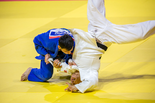 Judo-Background