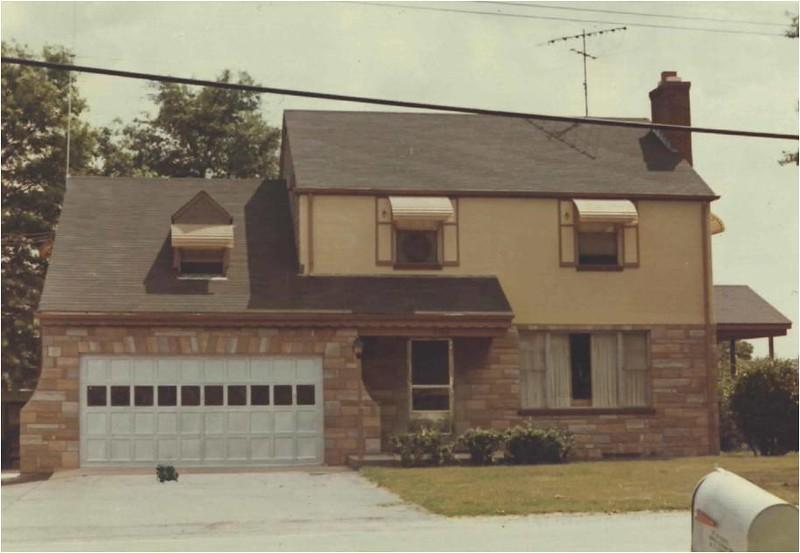 Rutter house on Swann Rd