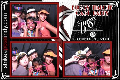 Bugsy Malone Cast Party