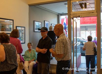 Five Points Gallery Opening Night- June 28th, 2019