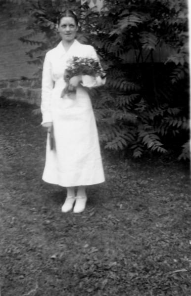 Josephine Gwynn Friends & WWII Picts